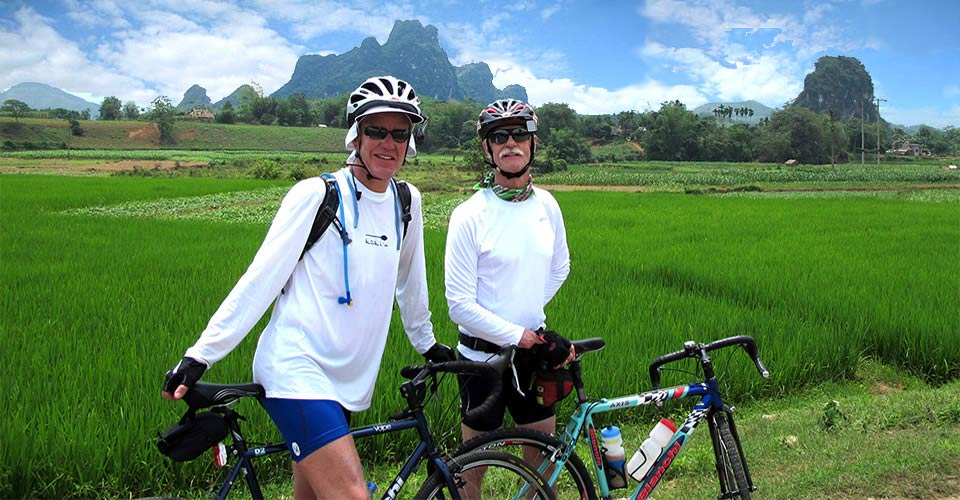 Myanmar Cycle Tours