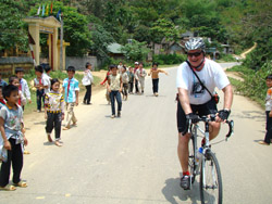 Sapa Vietnam Cycling Tour