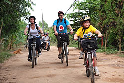 Vietnam Family Bike Touring