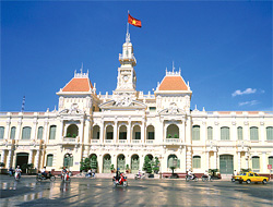 Bike Tour Vietnam Ho Chi Minh CIty Tour