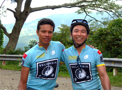 Tony Cruz Vietnam Bike Tour